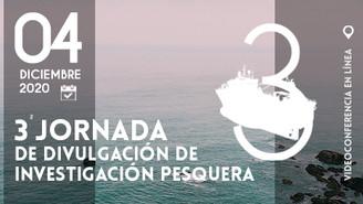 3ª Jornada de Divulgación de Investigación Pesquera