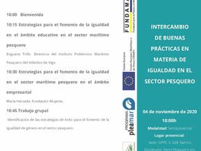 Redmar III - Workshop II de Intercambio de Buenas Prácticas en Materia de Igualdad
