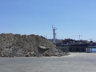 Visita del personal de la OPPF-4 a las instalaciones Portuarias
