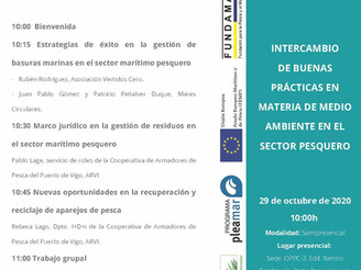 Redmar III - Workshop I de Intercambio de Buenas Prácticas en Materia de Medio Ambiente