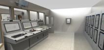 Engine Control Room