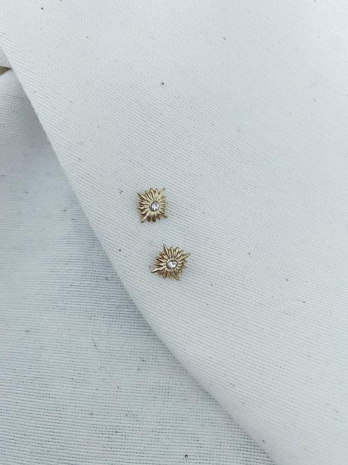 Estrella diamante mini