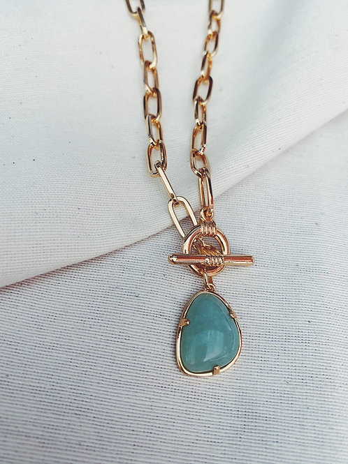 Crystal turquoise