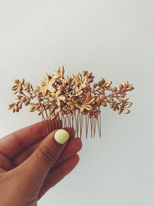 Peinecillo detalles corales