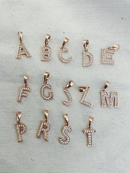 Letras (sin cadena)