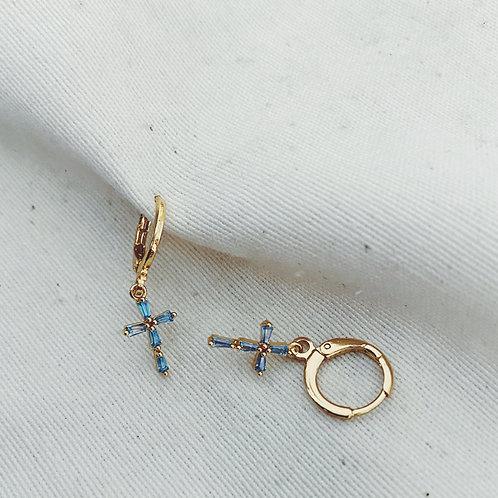 Cruces azules