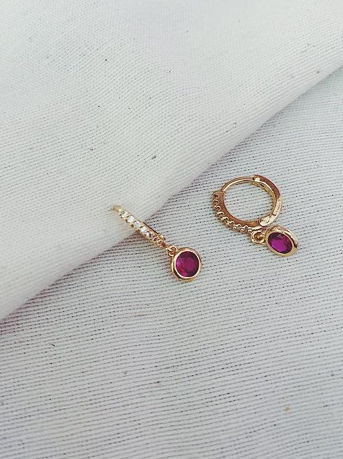 Esmeralda rosa