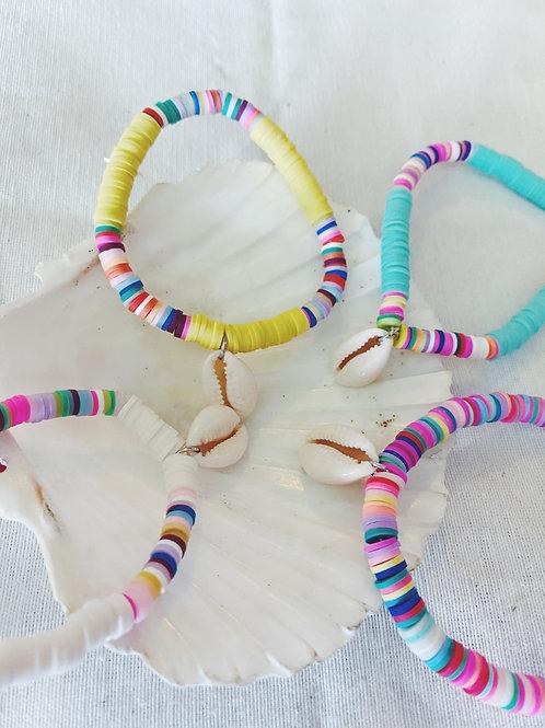 Pulseras colorful