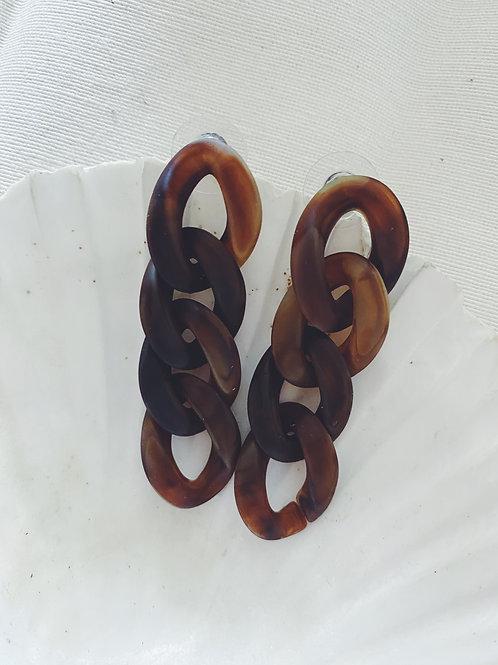 cadenas marrones