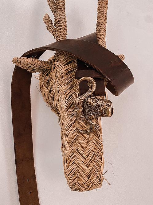 Cinturón búfalo