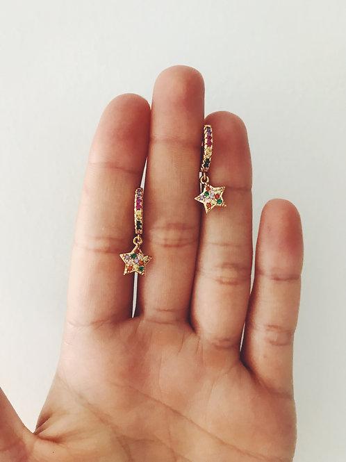 Estrella colores