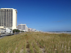 View of Atlantic City