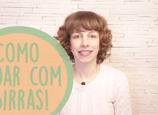 Estreia do Canal no Youtube