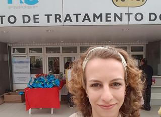 ITACI (Instituto do Tratamento de Câncer Infantil).