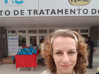 ITACI (Instituto do Tratamento de Câncer Infantil).