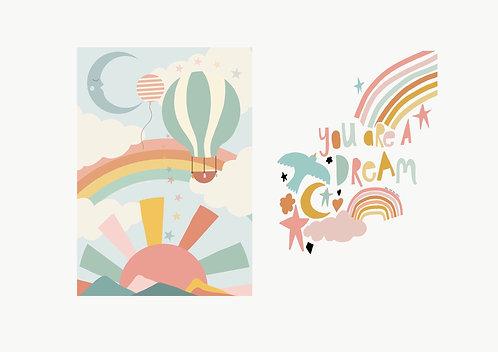 Dreamy Art Print Bundle