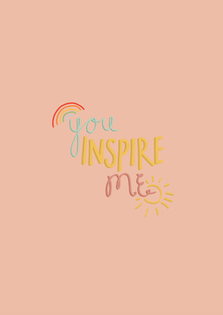 It's the Small Things - How My kids Inspire My Work