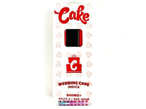 CAKE DELTA 8 RECHARGEABLE DISPOSABLE VAPE PEN