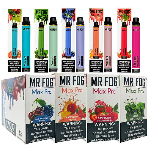 MR FOG MAX PRO 2000 Puff