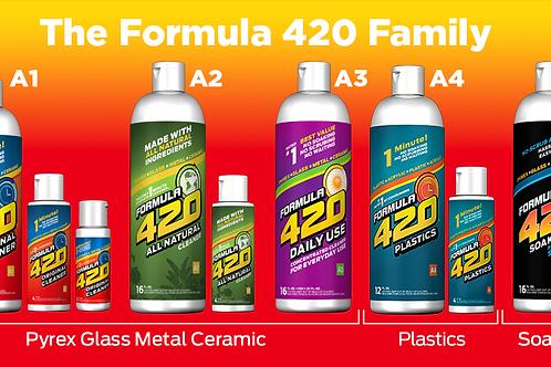 420 CLEANER SMALL 4OZ BOTTLE