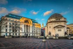 2014 - The Hall of Memory, Centenary Square, Birmingham.