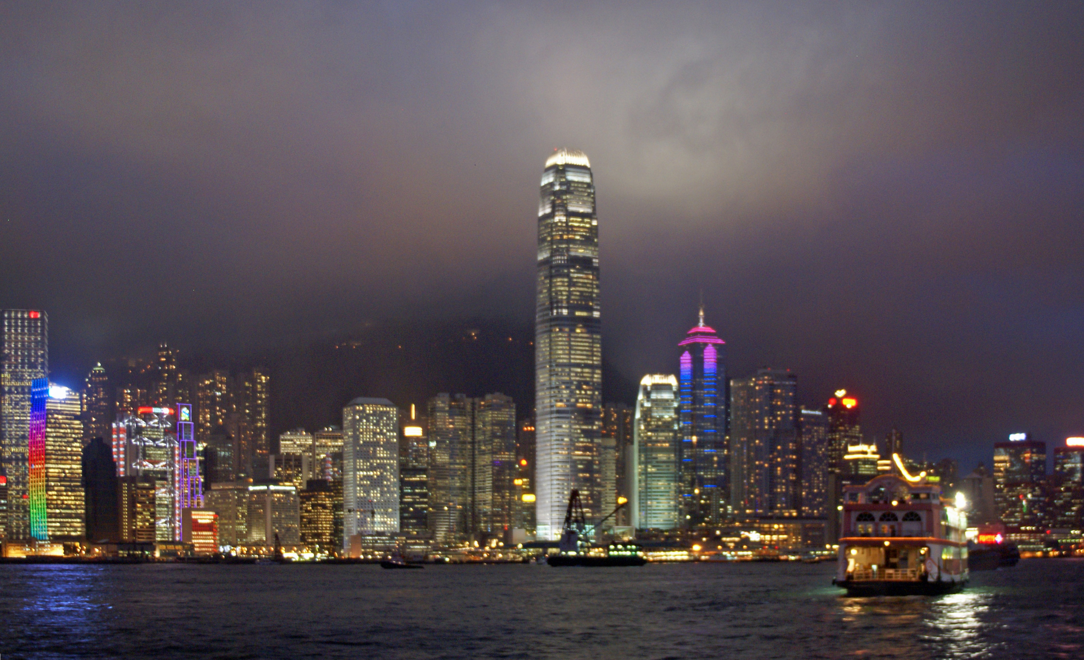 2008 - Hong Kong - Victoria Harbour