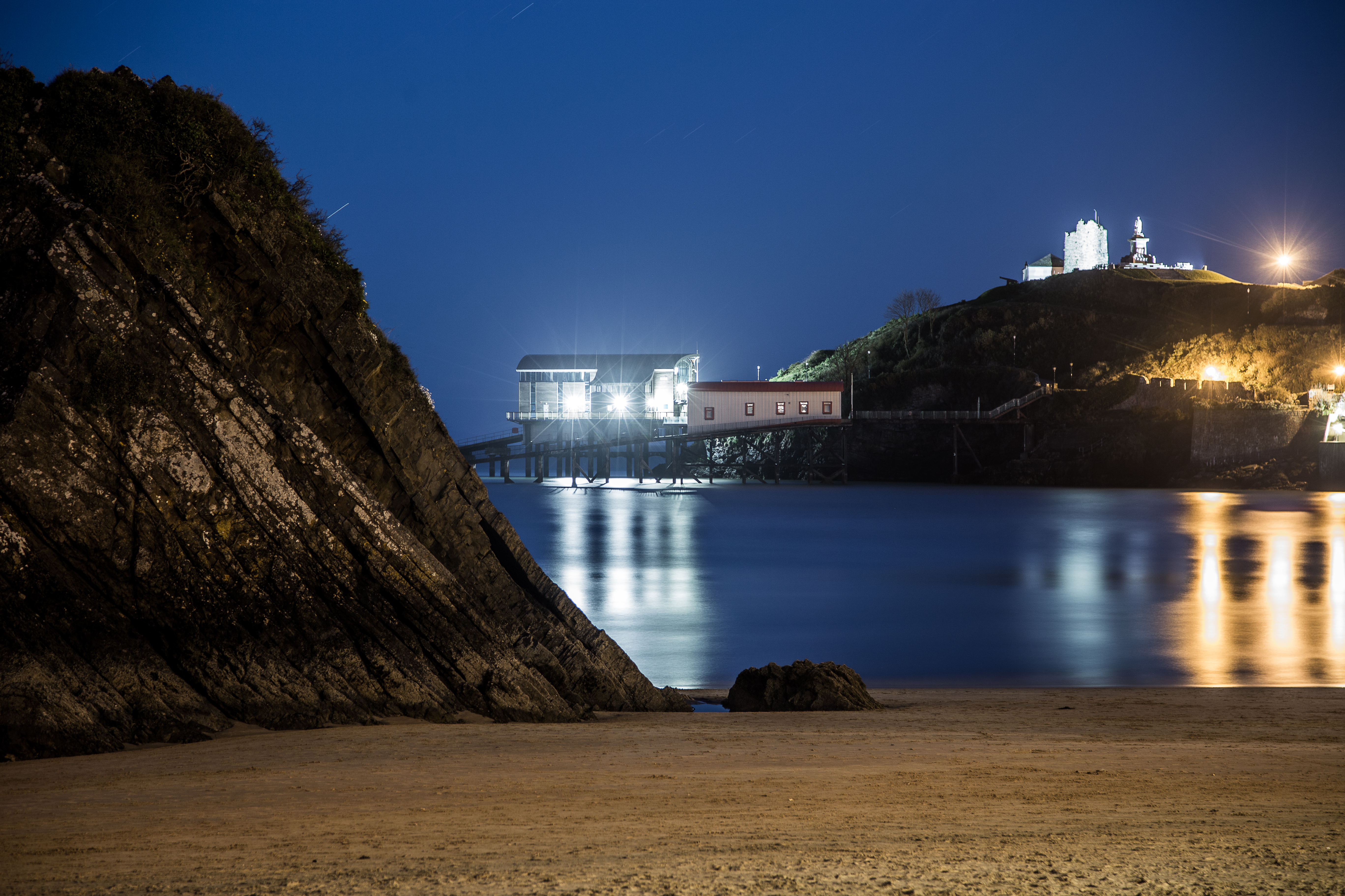 The RNLI Station, Tenby