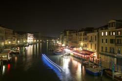 A view from the Rialto Bridge