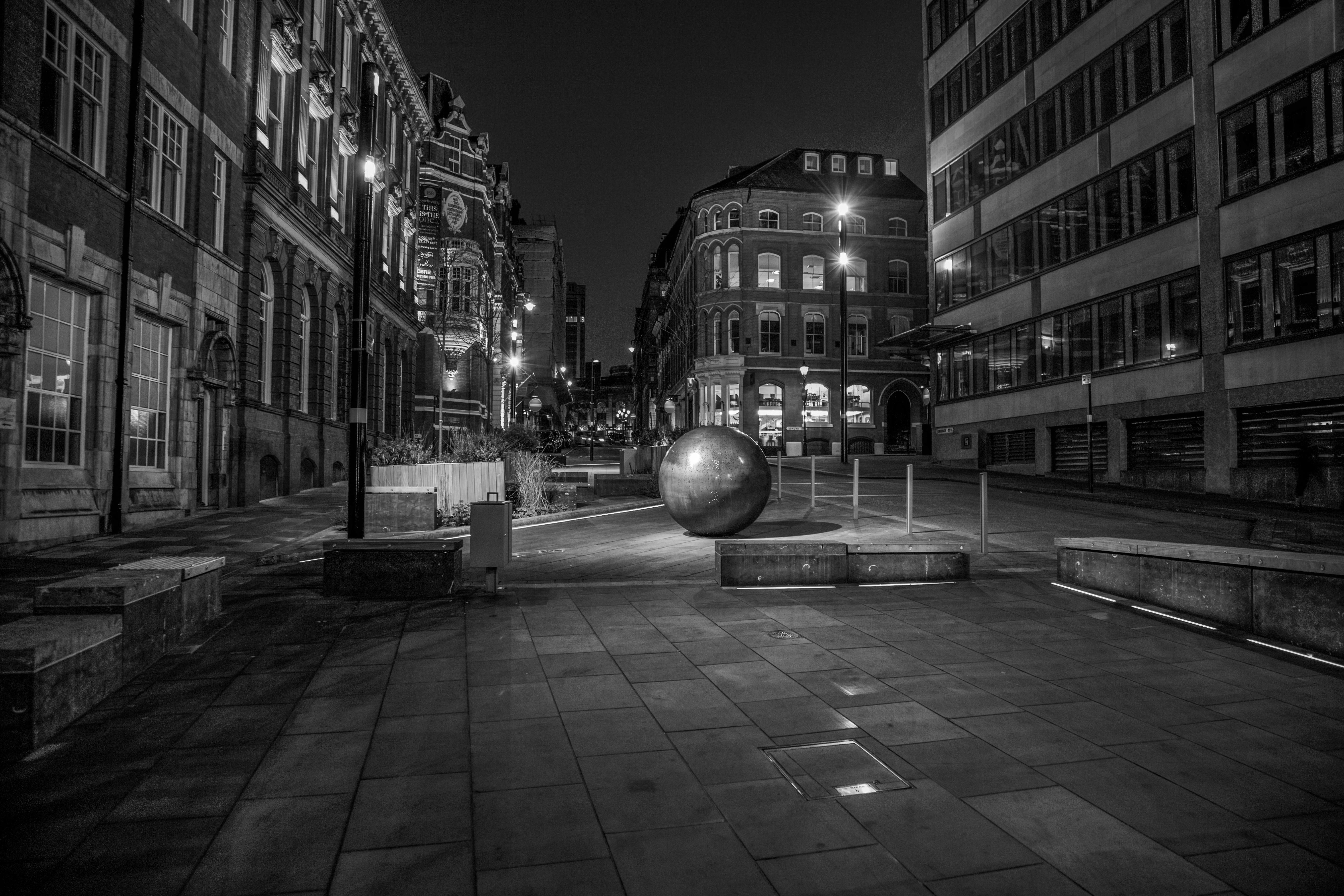 2014 - Newhall Street, Birmingham