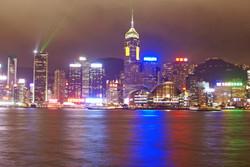 2008 - Hong Kong - Victoria Harbour