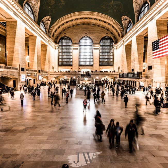 A view of Grand Central Terminal