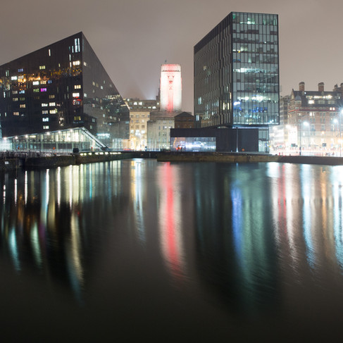 Liverpool - Canning Dock