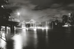 A view of Story Bridge