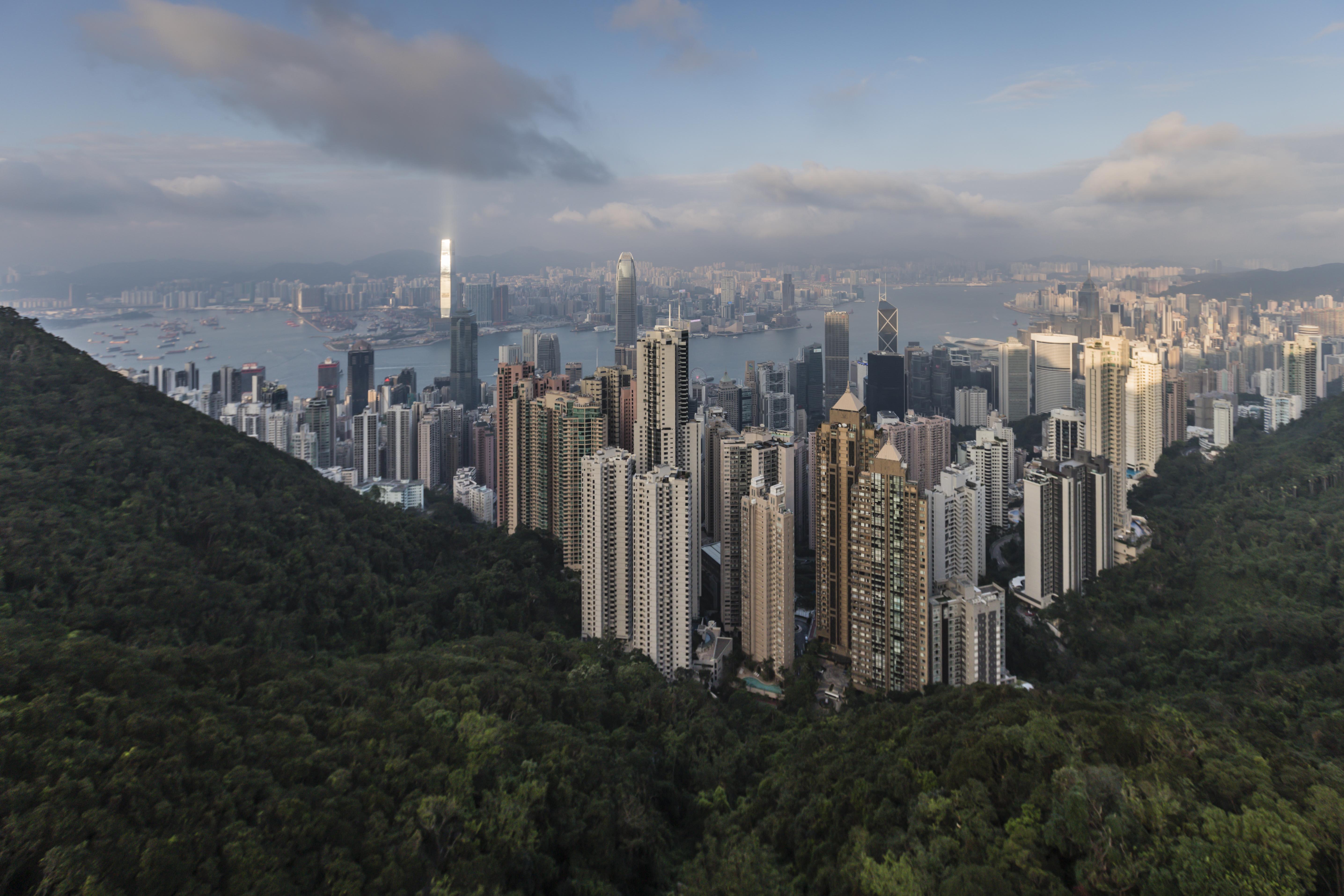 2018 - Victoria Peak, Hong Kong