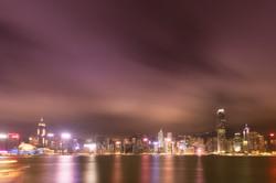 2018 - Hong Kong - Victoria Harbour