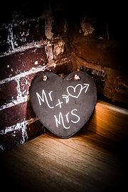 Loveheart by Birmingham Wedding Photography