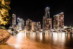 A view of Brisbane from Captain Burke Park - 2018