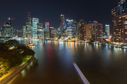 A view of Brisbane from Story Bridge - 2018