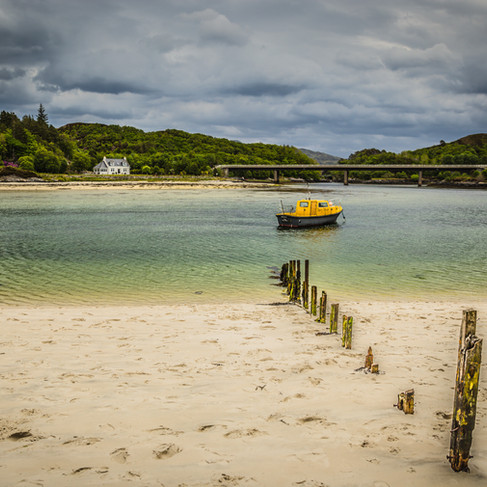 A river in Scotland