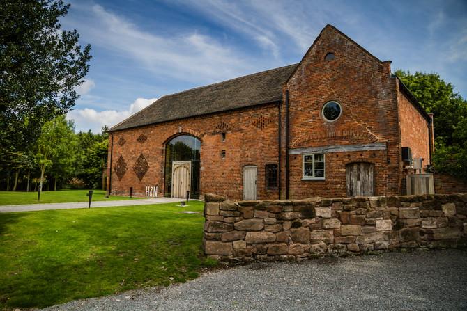 Shustoke Farm Barns - a photographers review