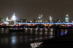 A view of London Bridge
