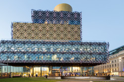 2014 - Library of Birmingham