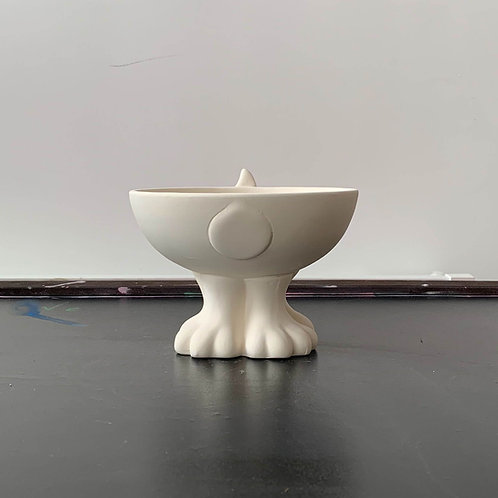Dog Bowl With Legs