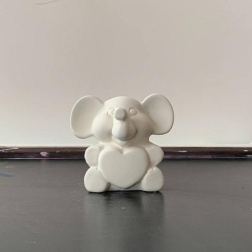 Elephant With Heart