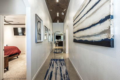 Art Gallery Entry Hall