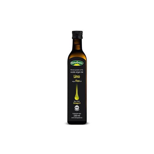 Aceite de Lino Ecológico NaturGreen (250ml)