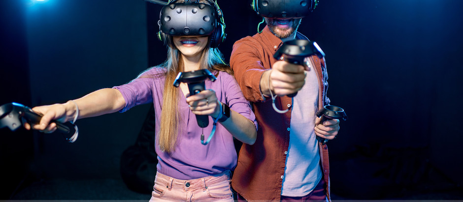 Ideas creativas para eventos: Realidad Virtual y Aumentada
