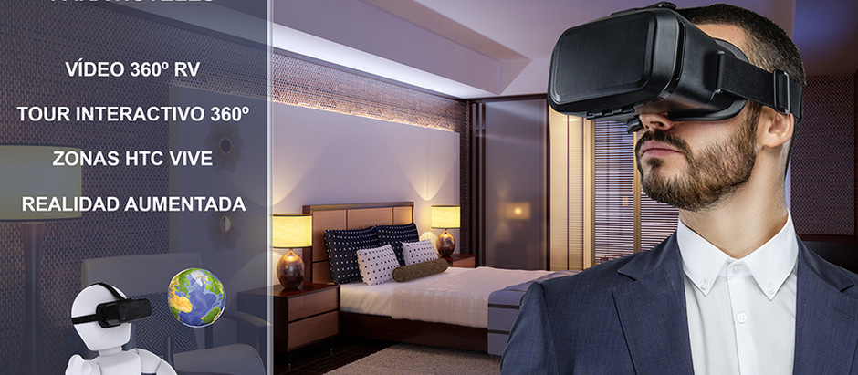 REALIDAD VIRTUAL PARA HOTELES | IRIS 360 STUDIOS