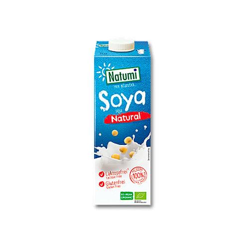 Leche de soja natural (1 l)