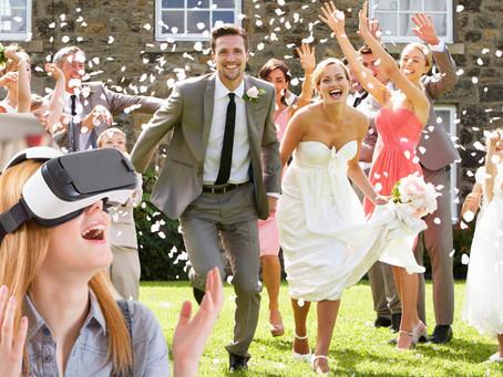 Grabamos tu boda en Madrid en 360º Realidad Virtual